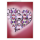 It's In The Heart Greeting Cards
