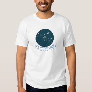 IT'S IN THE STAR Taurus T Shirt