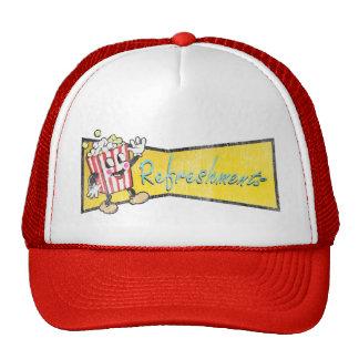 It's Intermission Time - Pop Corn and Refreshments Trucker Hat
