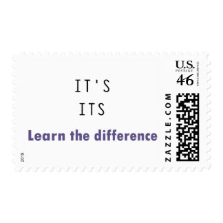 It's Its Grammar Stamps