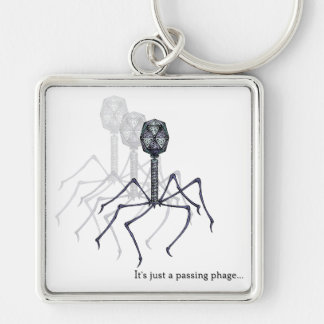 It's just a passing phage... keychain