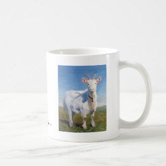It's just me basic white mug
