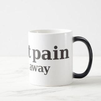 it's just pain mug
