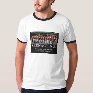 It's Just Pretend...'Till Someone Gets Hurt. T-shirt