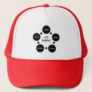 It's Karma! Trucker Hat