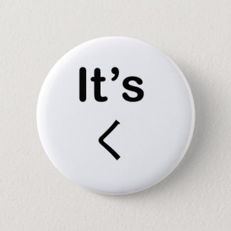 It's Ku Pinback Button