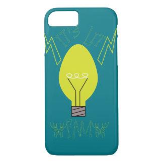 It's Lit Fam! (no fill) iPhone 7 Case
