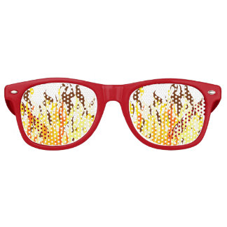 It's Lit-Fire and Flames Party Shades