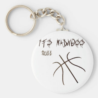 It's Madness Keychain