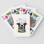 Its Magic Bicycle Poker Cards