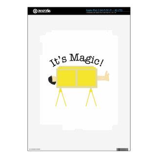 Its Magic iPad 3 Skin