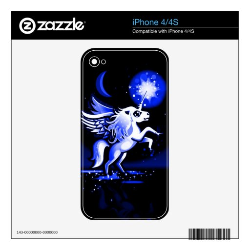 It's Magical Decal For iPhone 4