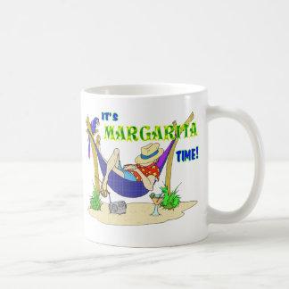 It's MARGARITA time Coffee Mug