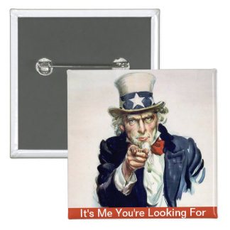 It's Me You're Looking For - Button
