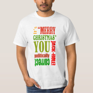 Its Merry Christmas Value T-shirt