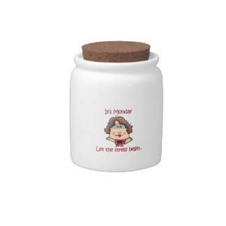 Its Monday Candy Jars