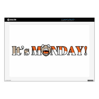It's Monday! Laptop Decal