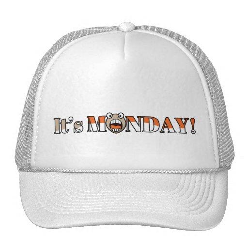 It's Monday! Trucker Hat