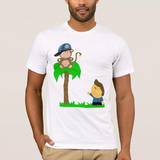 It's Monkey's Hat Now T-Shirt