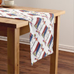 It's more fun in the Philippines - Dancing Short Table Runner