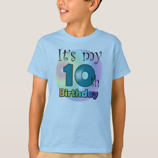 It's my 10th Birthday (boy) T-Shirt