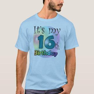 It's my 16th Birthday T-Shirt