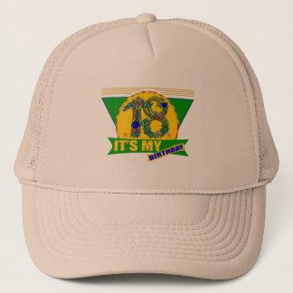 Its My 18th Birthday Gifts Trucker Hat