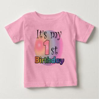 It's my 1st birthday (girl) t shirt