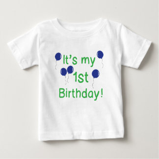 It's my 1st Birthday T-shirts