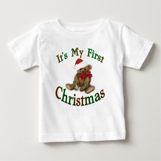 Its My 1st Christmas Baby T-Shirt