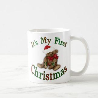 Its My 1st Christmas Coffee Mug