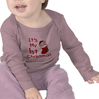It's My 1st Christmas T-shirts and Gifts