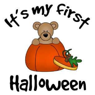 its my 1st halloween pacifier