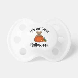 It's My 1st Halloween BooginHead Pacifier