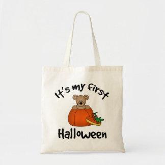 It's My 1st Halloween Tote Bag