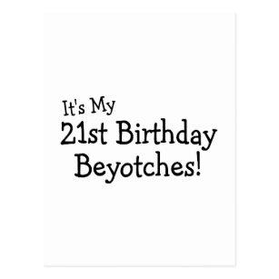 my 21st birthday cards zazzle