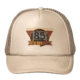 It's My 85th Birthday Gifts Trucker Hat