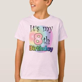 It's my 8th Birthday (Girl) T-Shirt
