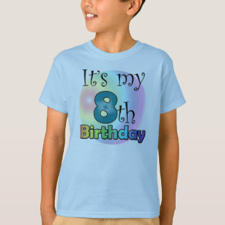 It's my 8th Birthday T-Shirt