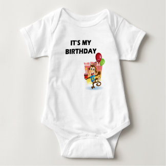 IT'S MY BIRTHDAY BABY BODYSUIT