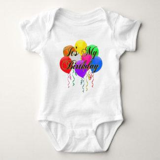It's My Birthday Balloons T-Shirt