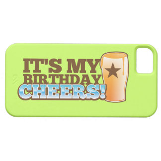 It's My Birthday CHEERS! beers! iPhone SE/5/5s Case