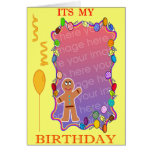 ITS MY BIRTHDAY GREETING CARDS