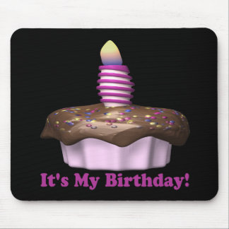 Its My Birthday Mouse Pad