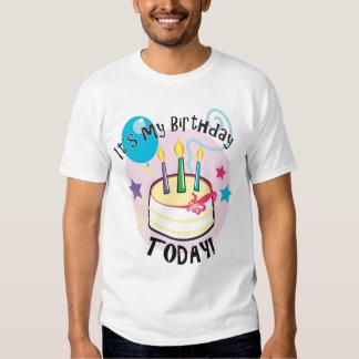 It's my Birthday Today! Tshirts