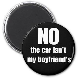 Its MY car Car Magnet