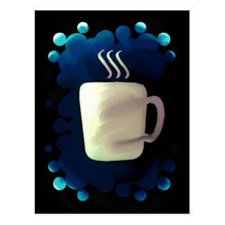 It's My Coffee Postcard