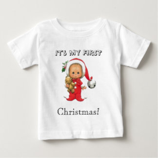 It's my first Christmas Baby T-Shirt