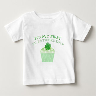 It's My First St. Patrick's Day Baby T-Shirt