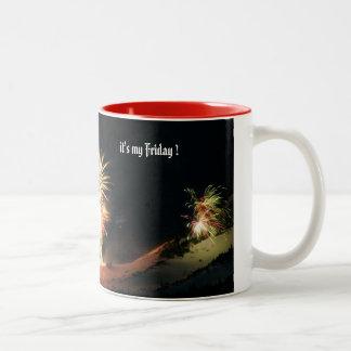 It's my Friday mug